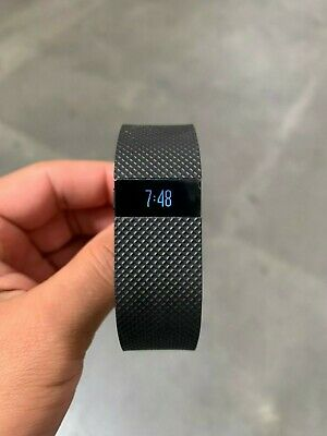 $ CDN24.64 • Buy Fitbit Charge Wireless Activity Wristband - Large, Black