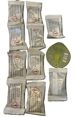 10 X DESCALING DESCALER TABLETS FOR TASSIMO   T-DISC COFFEE MACHINES Free T-DISK • 5.10£