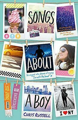 Songs About A Girl: Songs About A Boy: Book 3 From A Zoella Book Club Friend By  • 7.67£