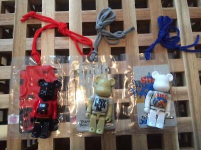 $259.99 • Buy BE@RBRICK 100% Vivienne Westwood Set Lot Of 3 Rare Medicom Bearbrick From Japan