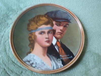 $ CDN200.51 • Buy Norman Rockwell  Rediscovering Women  Collectors Plates Complete Set