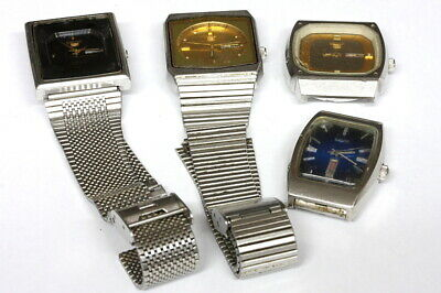 $ CDN71.25 • Buy Lot Of Seiko Automatic Watches For Parts - Lot Nr. 129385