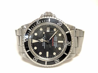 $ CDN30318.61 • Buy Rolex 1680 Submariner Red Watch 1960s 1680 1570 Rare Collectible Vintage