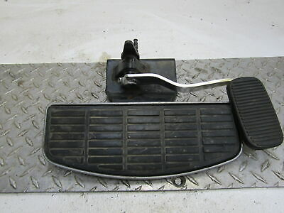 $40 • Buy 2002 Suzuki Intruder 1500 Right Front Foot Rest Peg Step Damaged