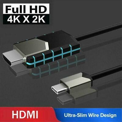 $ CDN15.27 • Buy USB Type C To HDMI-compatible 1080P  TV Cable Adapter For Android Samsung Phones