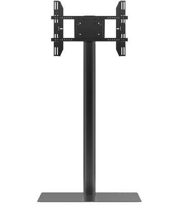 Display Stand 180 TV Floor Stand With Base 24  To 63  Screen Black MULTIBRACKETS • 364.49£