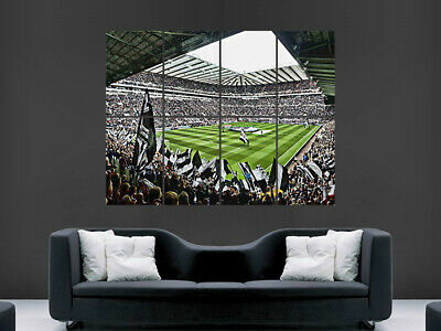 Newcastle St James Park Stadium Poster Football Club Giant Wall Poster Art • 17.99£