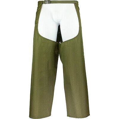 Jack Pyke Treggings Protective Over Beating Hunting Trouser Covers Chaps Green • 21.95£
