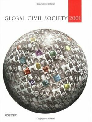 Global Civil Society 2001 (Yearbook),London School Of Economics Centre For Civi • 2.54£