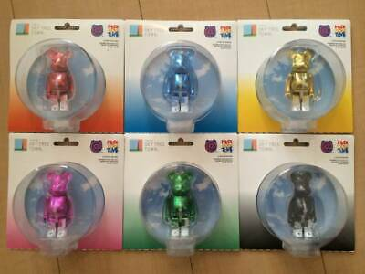 $349.99 • Buy BE@RBRICK 100% TOKYO SKY TREE TOWN Set Lot Of 6 Rare Medicom Bearbrick Japan