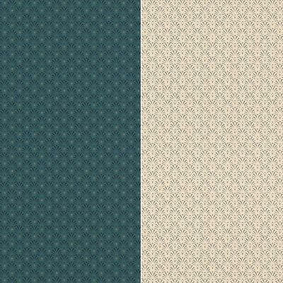 £16.99 • Buy Rasch Exotic Deco Japanese Sea Shell Pattern Wallpaper Luxury Textured Non Woven
