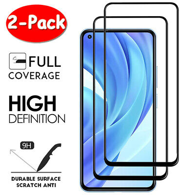 $2.99 • Buy 2-Pack For Xiaomi Mi 9T Pro 9 8 Lite Full Cover Tempered Glass Screen Protector