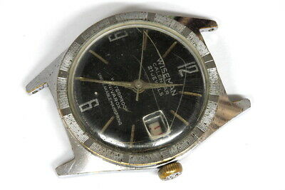 $ CDN30.07 • Buy Wiseman 21 Jewels Small Size Vintage Watch For Parts - 112500