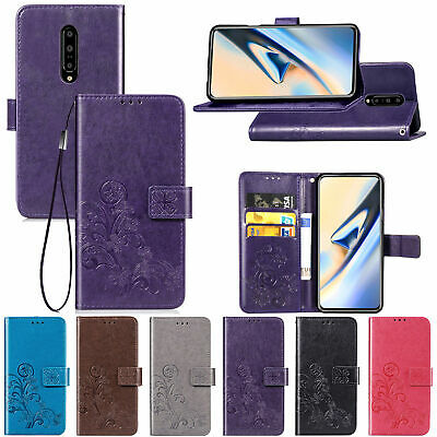 AU17.09 • Buy For OnePlus 7T 7Pro 6T 6 5T 5 Magnetic Flip Leather Wallet Card Slot Case Cover