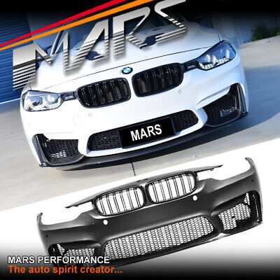 AU799.99 • Buy F80 M3 Style Front Bumper Bar For BMW 3-Series F30 Sedan F31 Wagon Bodykits