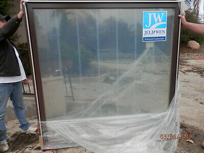 NEW 72 X72  JELD-WEN Insulated Glass Picture Window (2) Available • 600$
