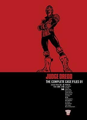 Judge Dredd: Complete Case Files V. 1 By John Wagner, Etc. • 12.90£