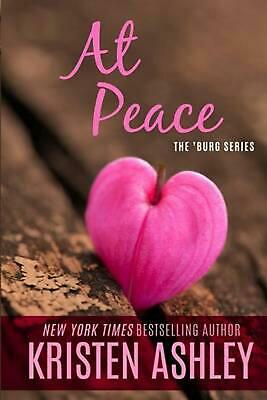 AU59.23 • Buy At Peace By Kristen Ashley (English) Paperback Book Free Shipping!