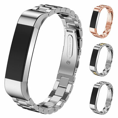 AU9.06 • Buy For Fitbit Alta/Alta HR Metal Wrist Stainless Steel Replacement Watch Bands