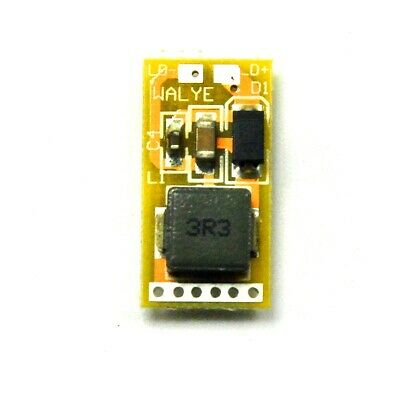 AU11.97 • Buy 3-5V Power Supply Driver Board For 450nm 1000mW 1W Blue Laser Diode Module