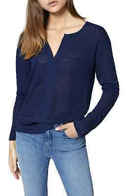 $ CDN32.85 • Buy Anthropologie Sanctuary Long Sleeve Navy Top Size XL Extra Large