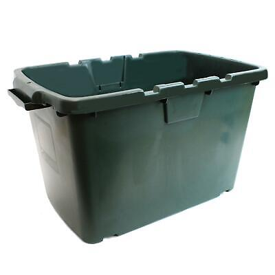 Coral 55 Litre Green Outdoor Kerbside Waste Recycling Box / Storage Box • 15.99£