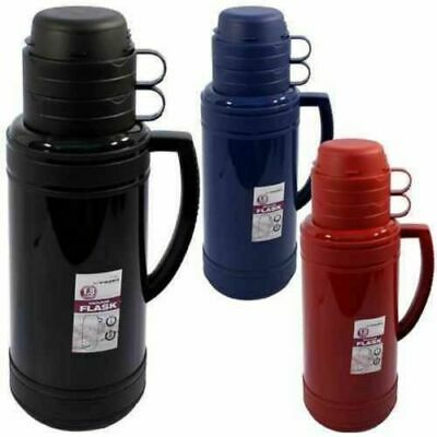 £9.99 • Buy Housewares 0.5L Thermal Tea, Coffee Travel Flask With 1 Cup