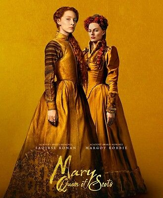 $21.99 • Buy Mary Queen Of Scots 4k Ultra Hd Disc Only | Region Free | Margot Robbie