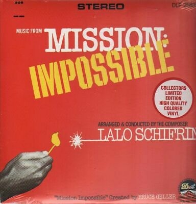 Lalo Schifrin Music From Mission: Impossible - LP Mint (Sealed) / Mint • 18.99£
