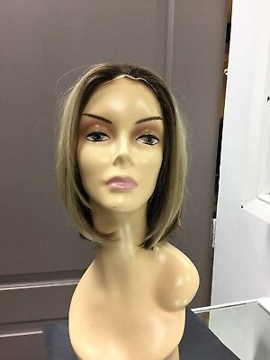 $44.99 • Buy Sherri Shepherd BIG WAVE BOB Lace Front Bob Wig, Blonde Auburn & Brown 3T/4/613