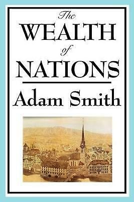 AU46.75 • Buy The Wealth Of Nations: Books 1-5 By Adam Smith (English) Paperback Book Free Shi