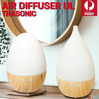 AU20.99 • Buy Aroma Aromatherapy Diffuser LED Essential Oil Ultrasonic Air Humidifier Purifier
