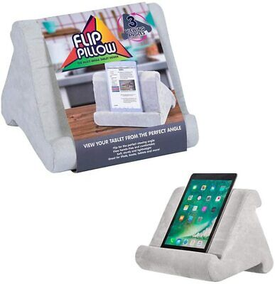 AU21.95 • Buy Lightweight Tablet Pillow Stand IPad Book Holder Rest Lap Reading  Flip Cushion