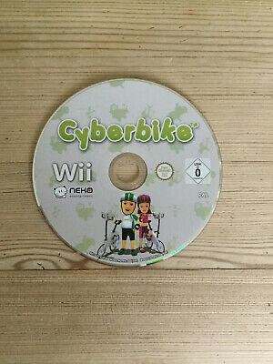 Cyber Bike For Nintendo Wii *Disc Only* • 7.99£