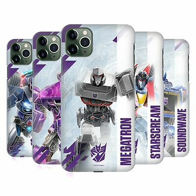£14.95 • Buy OFFICIAL TRANSFORMERS DECEPTICONS KEY ART HARD BACK CASE FOR APPLE IPHONE PHONES