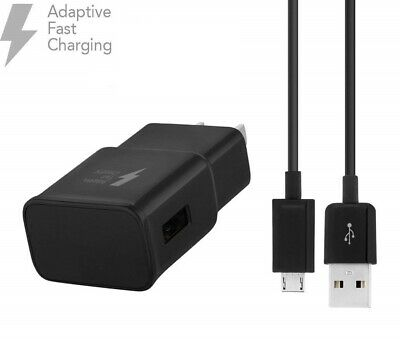 $ CDN14.60 • Buy Genuine Adaptive Fast Wall Charger+USB Charging Cable For Samsung Galaxy S7 Edge