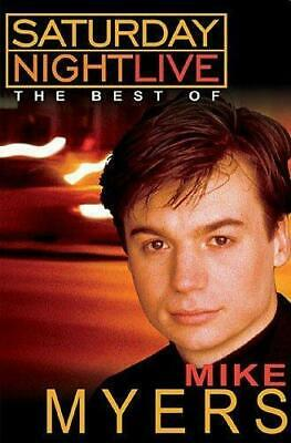 $4.22 • Buy Saturday Night Live: The Best Of Mike Myers (DVD, 2003) NEW