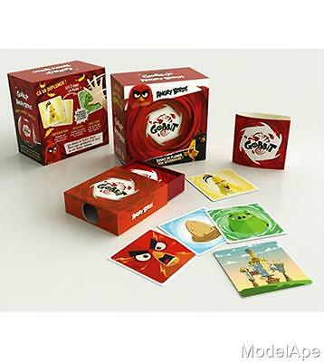 AU18.94 • Buy GOBBIT ANGRY BIRDS Card Game