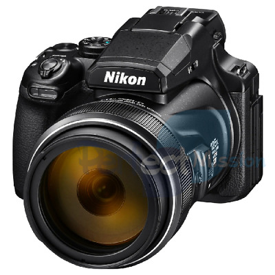 AU1101.68 • Buy NEW ✓ NIKON COOLPIX P1000 Compact Camera Black  1 YEAR WTY ✓