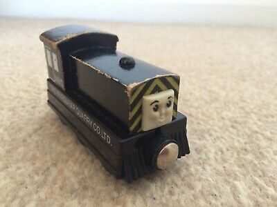 Thomas & Friends Wooden Railway Mavis Diesel Engine Learning Curve Character Car • 8£
