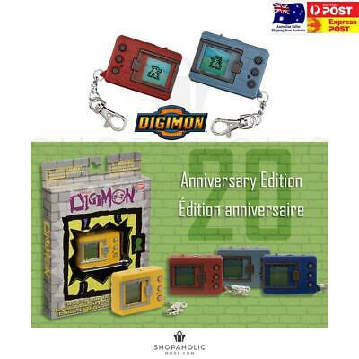 AU43.65 • Buy Bandai Digimon Digivice - 20th Anniversary Editon 2019 BNIB Tamagotchi