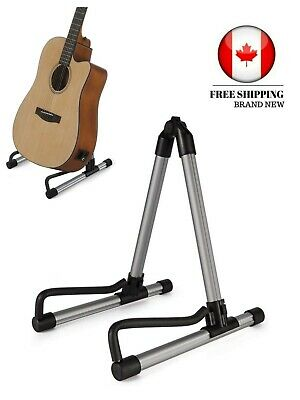$ CDN23.99 • Buy Donner DS-1 Folding Guitar Stand For Acoustic Electric Classical Bass Guitar