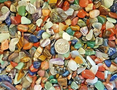 35 Best Mix Healing Crystals Tumble Stones Chakra Gemstones Mineral 10-20mm  • 5.99£