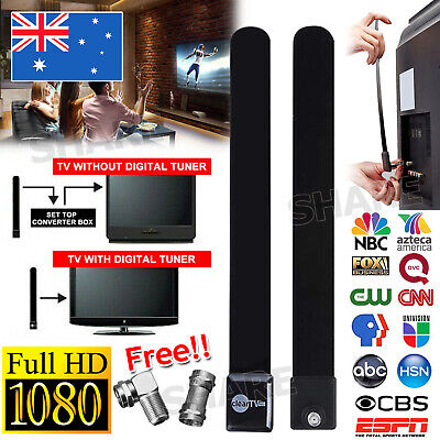 AU8.95 • Buy Up 2x Digital TV Clear TV Key Satellite HDTV Digital Indoor Antenna Ditch Cable