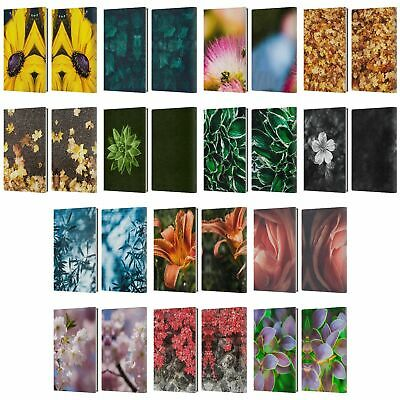 Official Pldesign Flowers And Leaves Leather Passport Holder Wallet Cover Case • 11.95£
