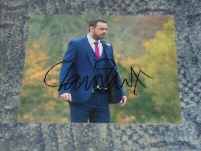 £6.99 • Buy DANNY DYER - EASTENDERS - 10x8  PHOTO  SIGNED. (2)