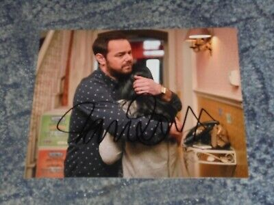 £6.99 • Buy DANNY DYER - EASTENDERS - 10x8  PHOTO  SIGNED. (7)