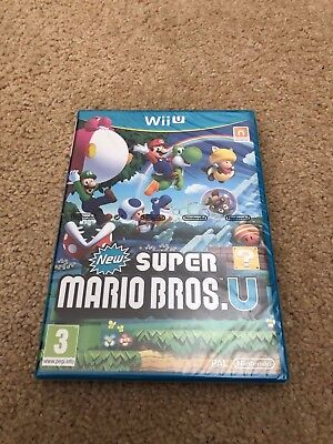 AU32 • Buy New Super Mario Bros Wii U PAL