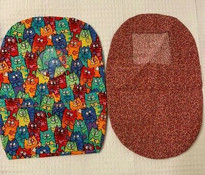 $9.99 • Buy Pack Of 2 Ostomy Colostomy/Urostomy  Pouch Covers