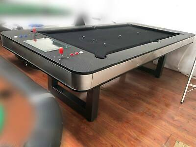 AU5506 • Buy Melbourne Special - Floor 7 Foot Slate I-Pool Billiard Table On Special (Floor D